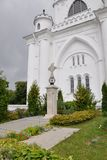 VLADIMIR, RUSSIE - 29 août 2015 : Vladimir Assumption Cathedral Uspensky Cathedral Photo libre de droits