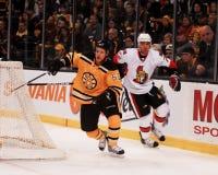Vladimir Sabotka Boston Bruins Lizenzfreies Stockfoto