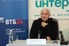 Vladimir Spivakov Royalty Free Stock Photography