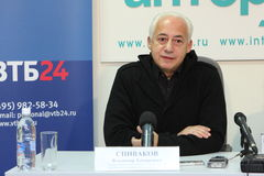 Vladimir Spivakov Stock Photography
