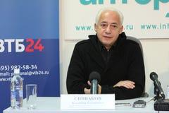 Vladimir Spivakov stock photography