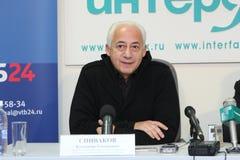 Vladimir Spivakov Stock Photo
