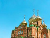 vladimir st собора Стоковая Фотография RF