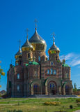 vladimir st собора s Стоковое Изображение RF