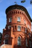 Vladimir Stadt-Museum stockfotos