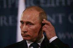 Vladimir Vladimirovich Putin Fotografia de Stock