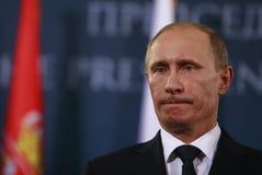 Vladimir Vladimirovich Putin Stock Foto's