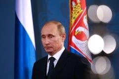 Vladimir Vladimirovich Putin Imagem de Stock Royalty Free