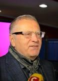 Vladimir Zhirinovsky Lizenzfreies Stockfoto