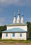 Vladimirskaya church Bozhedomka. Yaroslavl. The Church of Our Lady at Bozhedomka. Yaroslavl Stock Photography