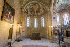 Vladislav kapell i Prague arkivfoton