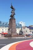Vladivostok κατά τη διάρκεια της συνόδου κορυφής του APEC Στοκ εικόνες με δικαίωμα ελεύθερης χρήσης