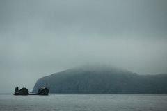 vladivostok японское море Стоковые Фотографии RF