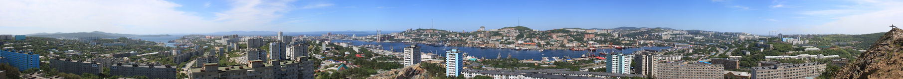 Vladivostok. Capital Far East region Russian Federation royalty free stock photo