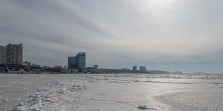 Vladivostok cityscape. Stock Photography