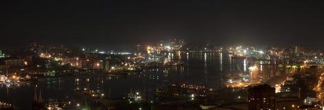 Vladivostok cityscape. Royalty Free Stock Image
