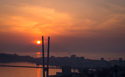 Vladivostok. Royalty Free Stock Images