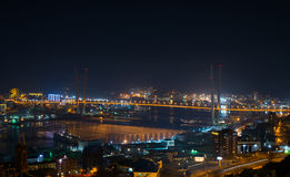 Vladivostok cityscape. Stock Photo