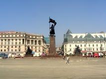 Vladivostok - główny plac obraz stock