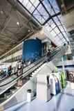 Vladivostok International Airport, Russia Stock Images
