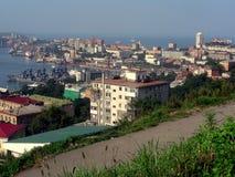 Vladivostok krajobraz obrazy stock
