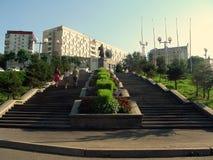 Vladivostok pejzaż miejski obraz stock