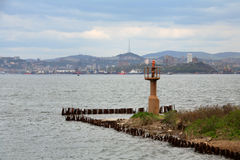 Vladivostok view Royalty Free Stock Photography