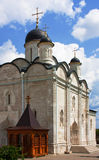 Vladychny monastery, Serpukhov, Russia Stock Photography