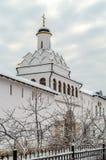 Vladychny monastery, Serpukhov, Russia Royalty Free Stock Images