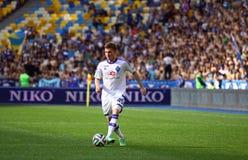 Vladyslav Kalytvyntsev of Dynamo Kyiv Stock Photography