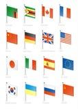 Vlag Stock Afbeeldingen
