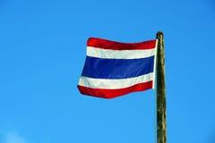 Vlag Thailand Stock Foto