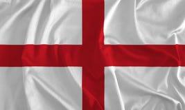 Vlag van de Achtergrond van Engeland royalty-vrije illustratie