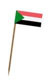 Vlag van de Soedan Stock Foto's
