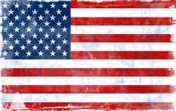 Vlag van de V.S. Royalty-vrije Stock Fotografie