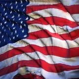 Vlag van de Verenigde Staten, stock foto's