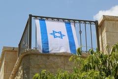 Vlag van Israël royalty-vrije stock fotografie