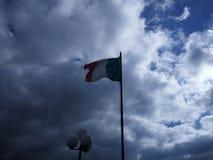 Vlag van Italië Royalty-vrije Stock Afbeelding
