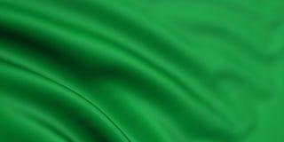 Vlag van Libië Royalty-vrije Stock Foto's