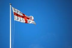 Vlag van St George Stock Fotografie
