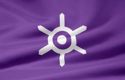 Vlag van Tokyo - Japan Stock Afbeelding