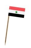 Vlag van Yemen Royalty-vrije Stock Afbeelding