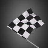 Vlag voor sportieve gebeurtenissen Royalty-vrije Stock Foto