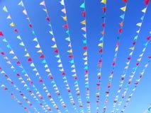 Vlaggen Stock Fotografie