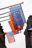 Vlaggen van verschillende landen Royalty-vrije Stock Afbeelding