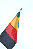Vlaggenbanners Stock Afbeelding