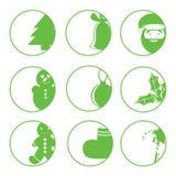 Vlak eenvoudig pictogram Royalty-vrije Stock Foto