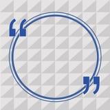 Vlak het exemplaar ruimte modern abstract ontwerp van het bedrijfs Vectorillustratieconcept Leeg Geometrisch Groot element als ac royalty-vrije illustratie