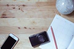 Vlak leg het sorteren van kleurenreis planning Stock Afbeeldingen