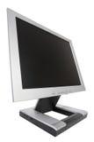 Vlakke LCD Monitor Stock Fotografie